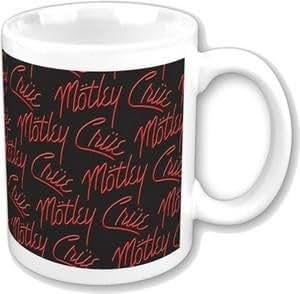 """Mug Mötley Crüe """"Logo Boxed"""""""