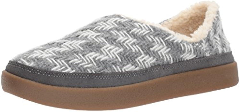 Sanuk Wouomo Little avvioah Slipper, grigio Arrowooly, 5 M US | Good Design  | Uomini/Donna Scarpa