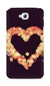 Amez designer printed 3d premium high quality back case cover for Lg Gpro Lite (Heart Guardian)