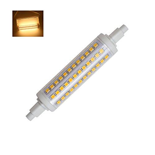 Preisvergleich Produktbild Brightinwd R7S LED-Lampe, dimmbar, Typ J, Doppelanschluss, Wolfram, Energieeffizienzklasse A+, warmweiß, r7s, 15.0 wattsW