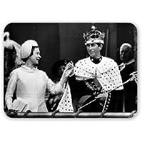 Prince Charles–Tappetino per il mouse in gomma naturale di alta qualità il mouse–Tappetino per il