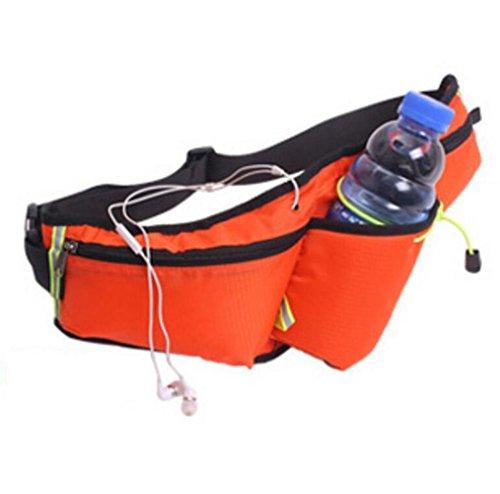 OOFWY Running Waistpack, Sport Wasserkocher Tasche Tasche für Handytaschen Waistpacks Draußen Wasserflasche Tasche für Fitness Radfahren Wandern Walking Männer und Frauen G