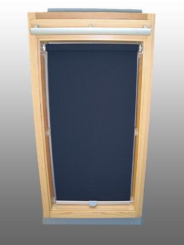 fakro rollo Sichtschutzrollo Rollo für Velux RHL-EP GGL,GPL,GHL,GTL 102 dunkelblau