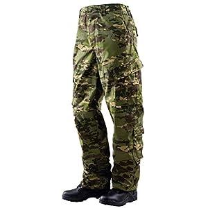 TRU-spec pantalon camouflage multicolore