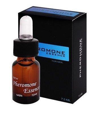 PHEROMONE ESSENCE - DIE WIRKUNGSVOLLSTE UND HARD PHEROMONE FÜR MÄNNER - Geruchlos !