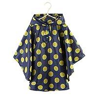 Outdoor Waterproof Kids Cute Polyester Baby Raincoat Children Impermeable Rain Coat Poncho Boys Girls Rainwear