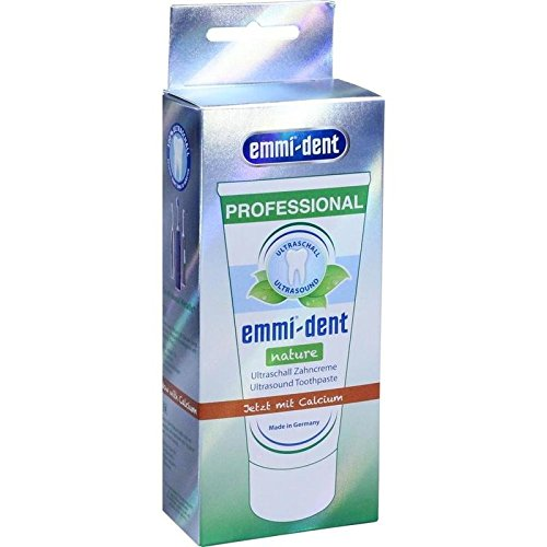 Dentifrice EmmiDent Nature for Ultrasonic 75 ml blanc