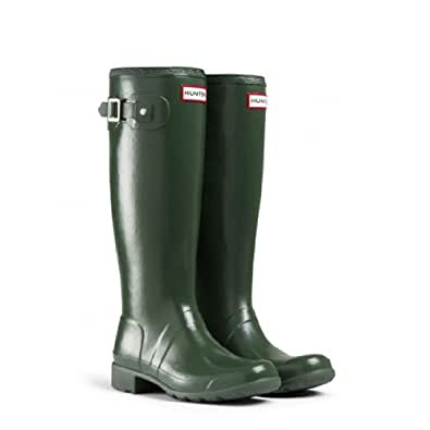 Hunter Original Tour Boots Green 6 UK