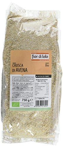 Fior di Loto Crusca di Avena 750 gr