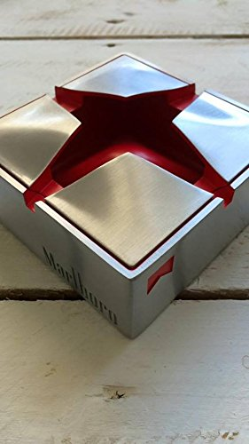 marlboro-metal-ashtray-star-design