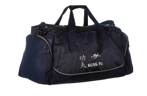 Tasche Jumbo navy blau Kung Fu