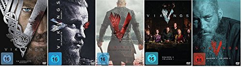 Produktbild Vikings Staffel 1-4.2 (1+2+3+4.1+4.2) [DVD Set]