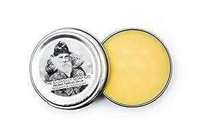 Clovelly sapone Co balsamo per barba naturale fatto a mano con bergamotto e citronella