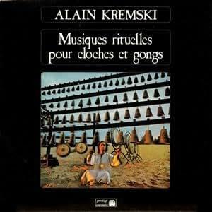 musiques rituelles pour cloches et gongs (33 tours)