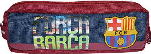 Trousse Barça - Collection officielle FC BARCELONE - Rentrée scolaire - Football Barcelona