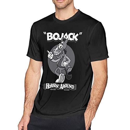 YANNAN Bo-Jack Horseman Men's Classic tee Black