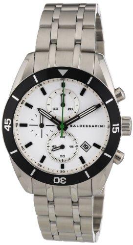 Baldessarini Herren-Armbanduhr XL ORD Chronograph Quarz Edelstahl Y8045W/20/00