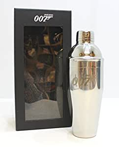 JAMES BOND 007 cocktail shaker silver * new & boxed - collectable