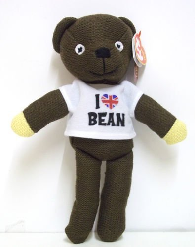 budget-gifts-ty-beanie-mr-bean-teddy-bear-with-i-love-bean-t-shirt-soft-toy-9-inch-gift