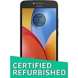 (Certified REFURBISHED) Motorola E4 Plus (Iron Grey, 32GB)