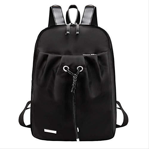 Herren Und Frauen Universal Schultertaschen, Oxford Boomers, Stilvolle Outdoor-reisetaschen 32cm x 12cm x 25cm schwarz