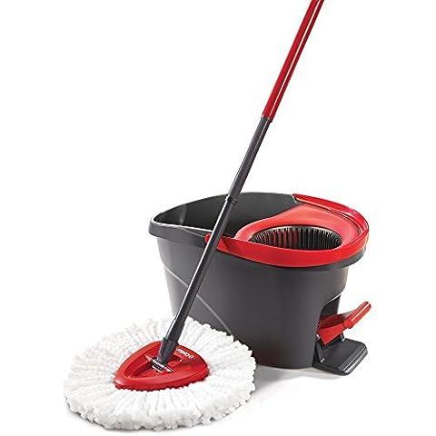 O-Cedar Easy Wring Spin Mop and Bucket System by O-Cedar