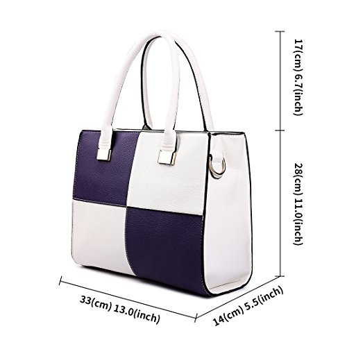 1504 donna 1504 Miss Sacchetto Lulu Purple Miss Purple white Lulu Sacchetto donna qCEwHxCpZ