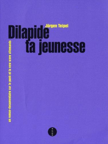 Dilapide ta jeunesse - Un roman-documentaire sur l...
