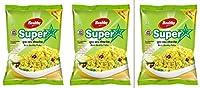 KRISHNA FOOD PRODUCTS Super Poha, Combo 3Kg (Pack of 3)
