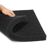 Aquarium Biochemical Cotton Filter Foam Fish Tank Sponge 50x50x2.5cm