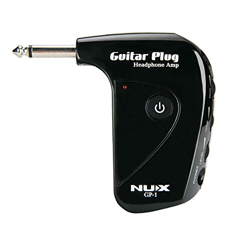 Nux GP-1 - Guitar connector for amplifier or headphones