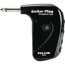 Nux GP-1 - Conector de guitarra para amplificador o auriculares