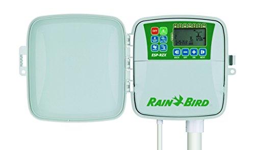 Rain Bird – rzx4 – Programmateur d'arrosage, 4 saisons, pour extérieur
