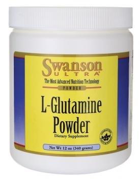 Swanson Ajipure L-Glutamine Powder (340g) by Swanson Health Products