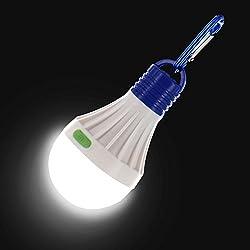 ASAB Portable LED Outdoor Camping Tent Light Bulb Hanging Fishing Lantern lamp Torch Shopmonk