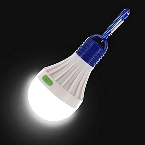 Portable LED Outdoor Camping Tent Light Bulb Hanging Fishing Lantern lamp Torch Shopmonk