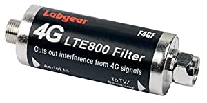 SLx 19165F 4G Filter Plus F Connector Lead for TV