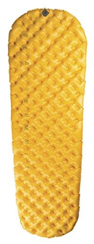 Sea to Summit Isomatte Ultralight Mat, Farbe Gelb, Größe 198 x 64 cm