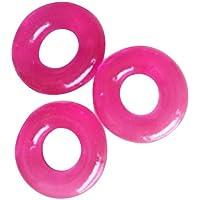 Juguetes Sexy XingLjp 3 piezas de anillos de Penis Loop para hombres Sexy Cock anillo de retardo de bloqueo de alta elasticidad Sex juguete
