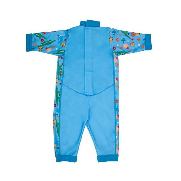 LifeStyleMall - Traje de baño de bebé cálido en uno - diseños lindos - niños niñas unisex 2