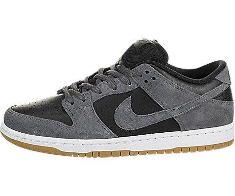 Nike Herren Sb Dunk Low TRD Fitnessschuhe, Mehrfarbig Dark Grey/Black/White 001, 46 EU -