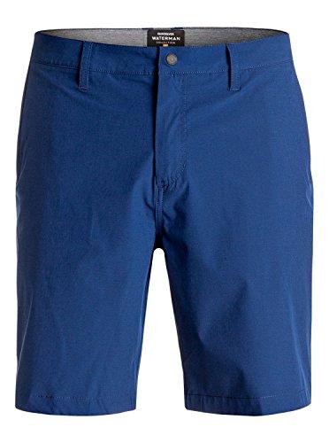 """Quiksilver Waterman Vagabond Amphibian 20"""" - Short pour Homme EQMWS03011 Bleu - Estate Blue"""