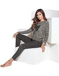 foto ufficiali ac8af 9d5d3 Amazon.it: pigiama - JADEA: Abbigliamento