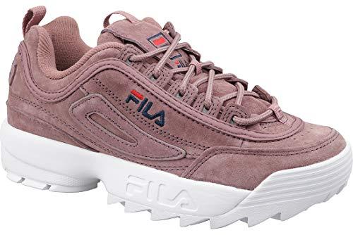 Fila Disruptor S Low Wmn 1010436-70W, Zapatillas para Mujer, Pink, 39 EU