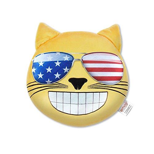 DESIRE DELUXE SONNENBRILLE Lächelndes Gesicht Emoji Geschenk