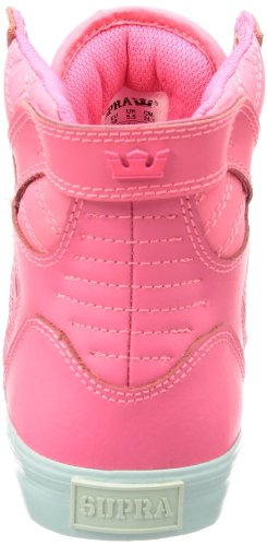 Supra WMNS SKYTOP, Scarpe da ginnastica alte donna rosa (Pink (PINK / PINK - BLUE PNK))