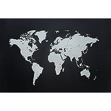 Suchergebnis Auf Amazon De Fur Weltkarte Wand Beleuchtet