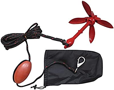 Kit Boatworld 1,5kg Rezón ancla
