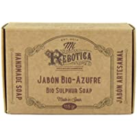 MI REBOTICA - Jabon Bioazufre (117 Gr.) - Antiacne
