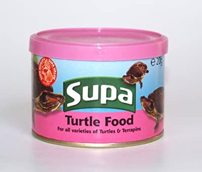 Supa Superior Mix Turtle Food 20G from Supa
